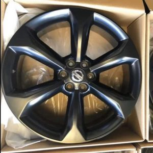 20″ Nissan 425 Mags 6Holes Pcd114 satin black bnew mags