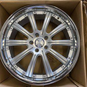 20″ Concept One CS10 Magwheels 5Holes pcd 114 Bnew