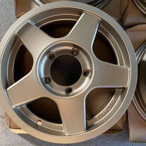 16″ Star Mags code 6106 Bronze for Vitara and Jimny 5Holes pcd 139 bnew