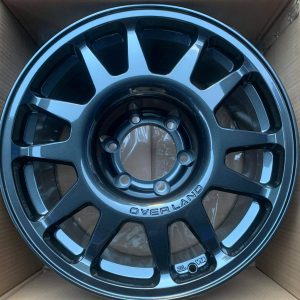 17″ Overland Renegade Grey Mags 6Holes pcd 139 bnew