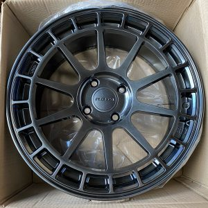17″ Rota Recce Mags Hyperblack for ecosport 4Holes pcd 108