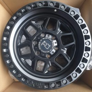 17″ Blackrhino Kelso Black 6Holes pcd 139 magwheels