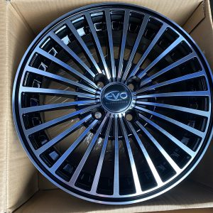 15″ Evo 6804 Rayos Mags 4Holes pcd 100 bnew