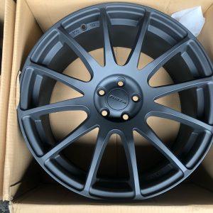 18″ Rota PWR-FA Magwheels 5Holes pcd 100 Flatblack bnew fit Altis and subaru