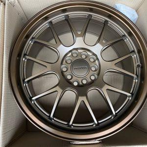 17″ Rota MXR Speed Bronze Mags 5Holes pcd 100-114 bnew orig