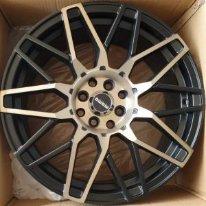 17″ Momo Bronze 1168A Mags 4 Holes pcd 100-114 Bnew