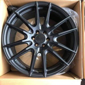 20″ Blackrhino Madagascar Rotary Forge magwheels 6Holes pcd 114 Bnew fit Navara or Terra