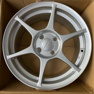 15″ Rota TFS 401 Silver Mags 4Holes PCD 100 bnew